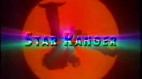 "Gosei Sentai Opening Indnesian dub ""Star Rangers"" with Lyrics"