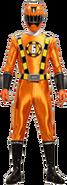 Orange Train Ranger