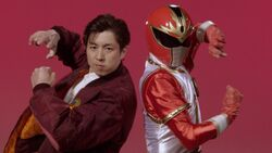 199 Hero Great Battle - RyuuRanger