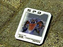 Drakel Card