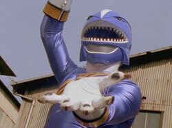Hyakujuu Sentai Gaoranger GaoBlue 01