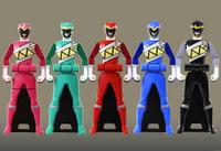 Kyoryuger Ranger Keys
