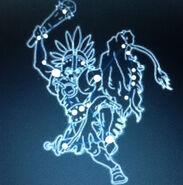 Kyuranger's Orion Constellation