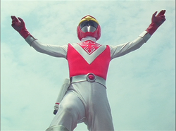 Red Falcon Gaoranger vs. Super Sentai