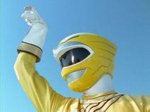 Yellow Wild Force Gaoranger