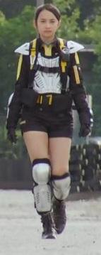 Yoko Usami(Protector)