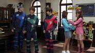 Dekaranger-Magiranger (Super Sentai Versus Series Theater)