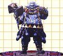 Hades Warrior God Toad