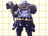 Hades Warrior God Toad