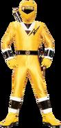 Yellow Mighty Morphin Alien Ranger
