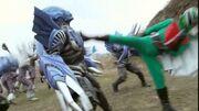 Midorenger Legend War
