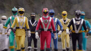 PRSM - RPM Rangers and Alien Rangers Promo