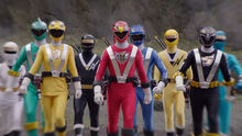 PRSM - RPM Rangers and Alien Rangers Promo