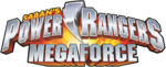 Power Rangers Megaforce logo 2013