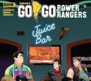 Go Go Power Rangers Issue 5