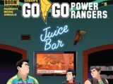 Go Go Power Rangers Issue 5