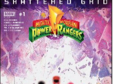Mighty Morphin Power Rangers: Shattered Grid Finale Issue 1