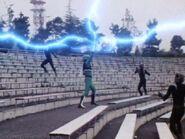X1 Mask lightning