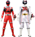 Shishi Red Normal and Orion