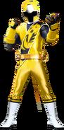 Yellow Ninja Steel Ranger