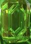 MSK-Neon Green Kiramai Stone