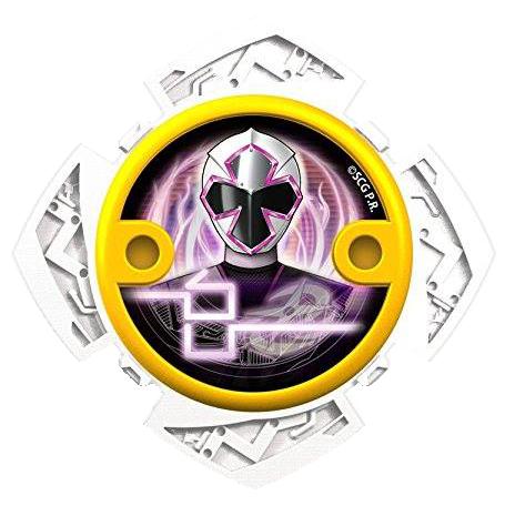 Image Ninja Steel White Power Star V2 Png Rangerwiki Fandom