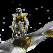 White Zordon Morphin Ranger