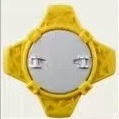 Yellow Shuriken (Image-Less)