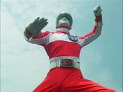 DenjiRed Gaoranger vs. Super Sentai