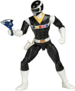 Legacy In Space Black Ranger