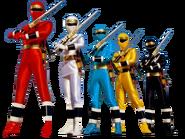 Mighty Morphin Alien Rangers (Team)