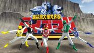 Choujuu Sentai Liveman in Super Sentai Legacy Wars