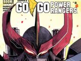 Go Go Power Rangers Issue 8