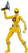 Legacy Yellow Dino Ranger