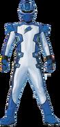 Blue Jungle Fury Ranger