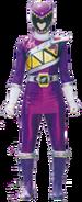 Purple Dino Charge Ranger