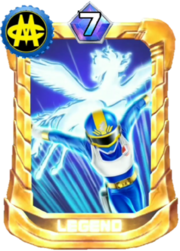 ChangePegasus Card in Super Sentai Legend Wars