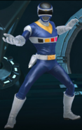 Legacy Wars Blue Space Ranger