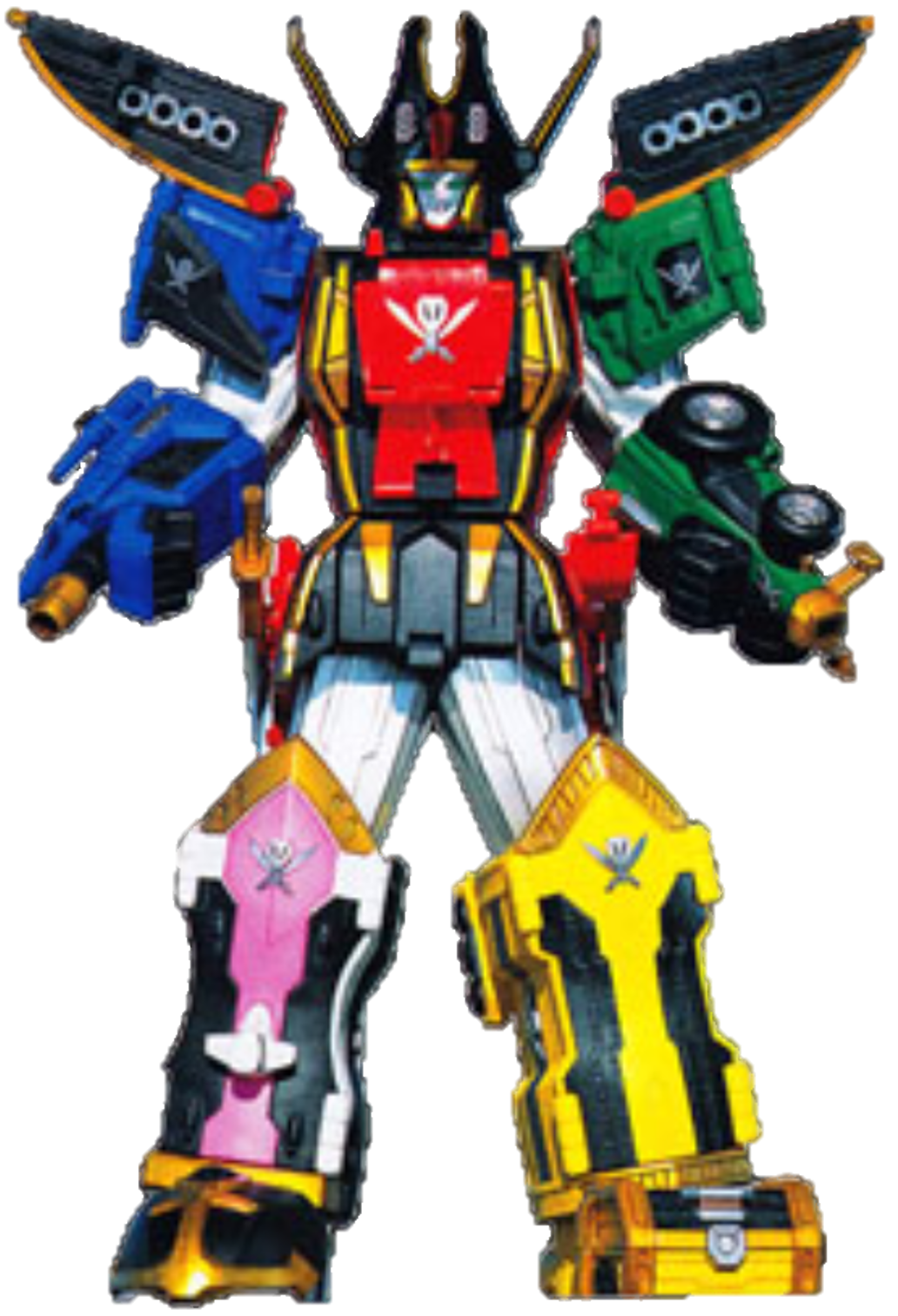 Legendary Megazord & GokaiOH