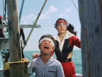 Taiyou Sentai Sun Vulcan Season 1, Episode 13 - JAToku | Japanese