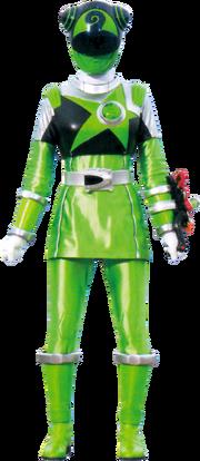 Kyu-green