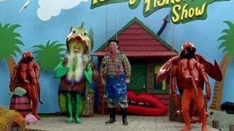 Marty the Mackerel and The Funky Fisherman - Happy Fish