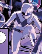 Inverted Black Ranger