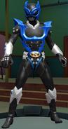 Legacy Wars Psycho Blue