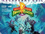 Mighty Morphin Power Rangers (Boom! Studios) Issue 49