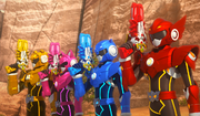 Miniforce Rangers