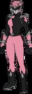 Pink Hyperforce Ranger
