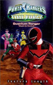 Power Rangers Time Force- Quantum Ranger Clash for Control