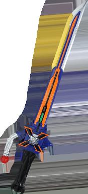 KSL-X Rod Sword