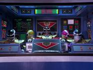 Megaranger Mega Tector Cockpit